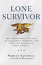Lone Survivor book cover
