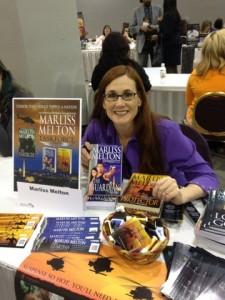 Marliss book signing