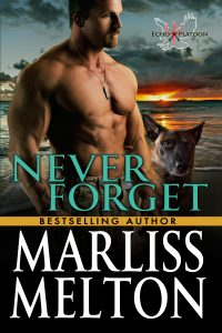 Never Forget Cover by Marliss Melton