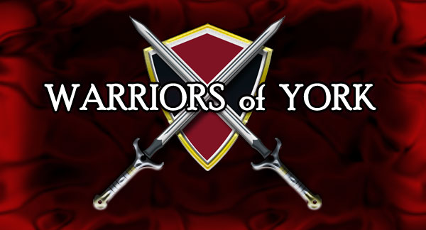 WARRIORS OF YORK